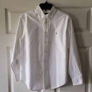 Ralph Lauren Long Sleeved Button Down
